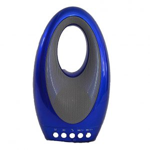 Hunter Wireless Bluetooth Speaker Blue