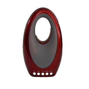 Hunter Wireless Bluetooth Speaker RED
