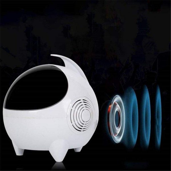Portable Cute Cartoon USB Stereo Mini Robot Speaker Computer Speakers