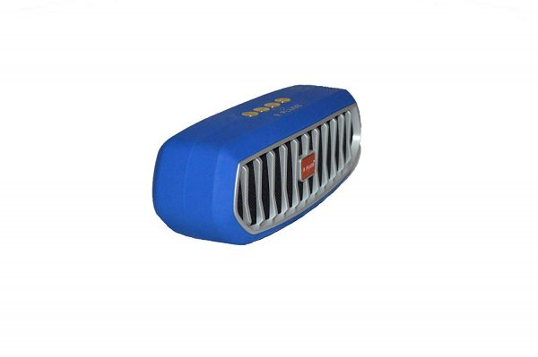 Wireless Portable Speaker with Bluetooth Calling Blue