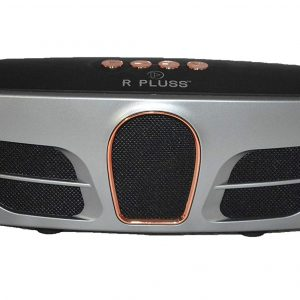 Wireless Portable Speaker with Bluetooth Calling Black