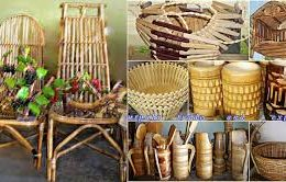 Decration Bamboo Product