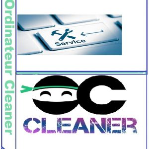 Ordinateur PC Cleaner