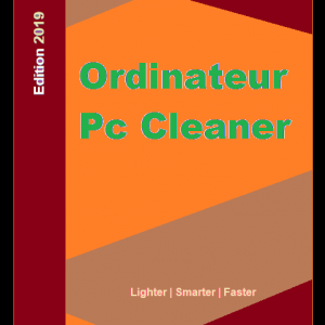 ORDINATEUR CLEANER PROFESSIONAL