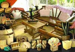 Room Decoration Bamboo Product